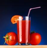 ντομάτα χυμού Στοκ Φωτογραφίες
