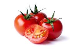 ντομάτες δεσμών Στοκ φωτογραφία με δικαίωμα ελεύθερης χρήσης