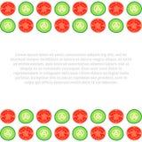 Ντομάτες και αγγούρια στοκ φωτογραφία με δικαίωμα ελεύθερης χρήσης
