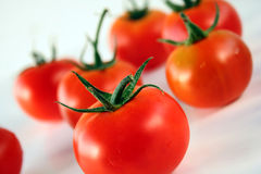 ντομάτες καρπών Στοκ Εικόνα