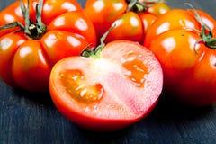 Ντομάτες μπριζολών Στοκ Εικόνα