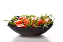 ντομάτες σαλάτας Στοκ εικόνες με δικαίωμα ελεύθερης χρήσης