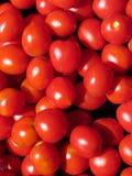 ντομάτες σειράς τροφίμων ανασκόπησης Στοκ Φωτογραφία