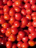 ντομάτες σειράς τροφίμων ανασκόπησης Στοκ Εικόνες