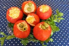 Ντομάτες Στοκ Εικόνες