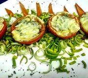 Ντομάτες Provencal Στοκ Φωτογραφίες