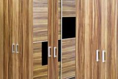 ντουλάπα πορτών Στοκ φωτογραφία με δικαίωμα ελεύθερης χρήσης
