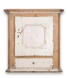 Ντουλάπι γραφείων τοίχων που απομονώνεται στοκ εικόνες