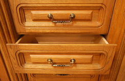 ντουλάπι κιβωτίων στοκ φωτογραφίες