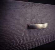 Ντουλάπι κουζινών με τα συρτάρια Στοκ Φωτογραφίες