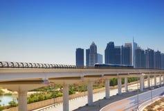 Ντουμπάι Ε.Α.Ε. στοκ φωτογραφία