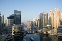 Ντουμπάι, Ε.Α.Ε. Στοκ Εικόνες