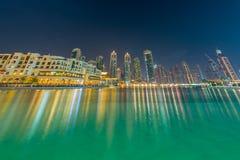 Ντουμπάι - 9 Ιανουαρίου 2015: Al Bahar ψυχής τον Ιανουάριο Στοκ φωτογραφίες με δικαίωμα ελεύθερης χρήσης