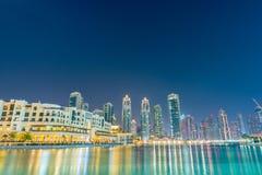 Ντουμπάι - 9 Ιανουαρίου 2015: Al Bahar ψυχής τον Ιανουάριο Στοκ Φωτογραφίες