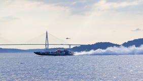 Ντουμπάι, σουηδικά Grand Prix 2010 Στοκ φωτογραφίες με δικαίωμα ελεύθερης χρήσης