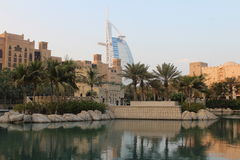 Ντουμπάι στοκ φωτογραφία