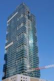 ΝΤΟΥΜΠΑΙ, Ε.Α.Ε. 15 ΙΑΝΟΥΑΡΊΟΥ: Οδοί πόλεων στις 15 Ιανουαρίου 2014 στο Ντουμπάι, U Στοκ Φωτογραφία