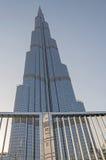 ΝΤΟΥΜΠΑΙ, Ε.Α.Ε. - 11 ΜΑΐΟΥ 2016: Πύργος Khalifa Burj Στοκ Φωτογραφίες