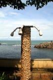 Ντους στην παραλία Στοκ εικόνες με δικαίωμα ελεύθερης χρήσης