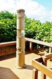 Ντους στην παραλία Maui στο kihei Στοκ φωτογραφίες με δικαίωμα ελεύθερης χρήσης