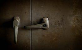 ντουλάπι παλαιό στοκ εικόνα