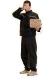 Ντροπαλός επαίτης Στοκ εικόνα με δικαίωμα ελεύθερης χρήσης