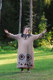 ντυμένα με κοστούμι δάση ατ στοκ φωτογραφία με δικαίωμα ελεύθερης χρήσης