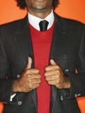 ντυμένο άτομο καλά Στοκ φωτογραφία με δικαίωμα ελεύθερης χρήσης