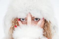 ντυμένο ενδύματα κορίτσι γ Στοκ φωτογραφία με δικαίωμα ελεύθερης χρήσης