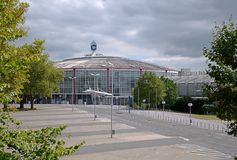 Ντόρτμουντ Westfalenhallen Στοκ φωτογραφία με δικαίωμα ελεύθερης χρήσης