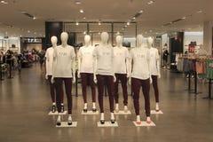 Ντύνοντας κατάστημα Στοκ φωτογραφία με δικαίωμα ελεύθερης χρήσης