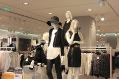 Ντύνοντας κατάστημα Στοκ Εικόνες