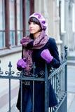 ντύνοντας μοντέρνες ρόδινε στοκ εικόνα με δικαίωμα ελεύθερης χρήσης