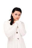 ντύνοντας πλεκτές εσθήτα &n Στοκ φωτογραφία με δικαίωμα ελεύθερης χρήσης