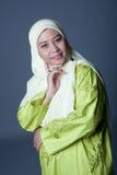 ντύνοντας της Μαλαισίας μ&om Στοκ Φωτογραφία