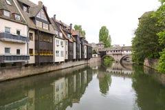 Νυρεμβέργη στη Γερμανία στοκ φωτογραφίες με δικαίωμα ελεύθερης χρήσης