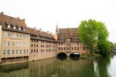 Νυρεμβέργη στη Γερμανία στοκ εικόνες