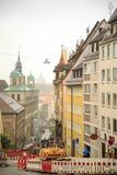 Νυρεμβέργη στη Γερμανία Στοκ Φωτογραφία