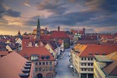 Νυρεμβέργη Στοκ φωτογραφίες με δικαίωμα ελεύθερης χρήσης