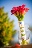 νυφικά λουλούδια ανθο&delt Στοκ εικόνα με δικαίωμα ελεύθερης χρήσης