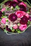 Νυφικά λουλούδια Στοκ φωτογραφίες με δικαίωμα ελεύθερης χρήσης