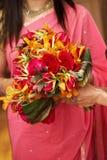 νυφικός γάμος ανθοδεσμών Στοκ εικόνα με δικαίωμα ελεύθερης χρήσης