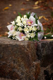 νυφικός γάμος ανθοδεσμών Στοκ φωτογραφία με δικαίωμα ελεύθερης χρήσης
