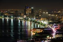 Νυχτερινή ζωή Pattaya Στοκ φωτογραφία με δικαίωμα ελεύθερης χρήσης