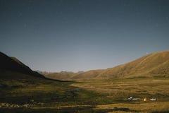 νυχτερινός ουρανός αστραπής απεικόνισης αφαίρεσης Στοκ Φωτογραφίες