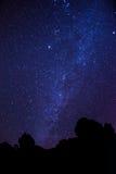 Νυχτερινός ουρανός καναρινιών Στοκ εικόνες με δικαίωμα ελεύθερης χρήσης