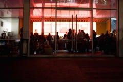 νυχτερινό κέντρο διασκέδα Στοκ εικόνα με δικαίωμα ελεύθερης χρήσης