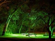 Νυχτερινό picnic στοκ φωτογραφία με δικαίωμα ελεύθερης χρήσης