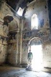 νωπογραφίες εκκλησιών Στοκ Φωτογραφίες