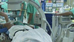 Νωτιαία χειρουργική επέμβαση (7 15) απόθεμα βίντεο